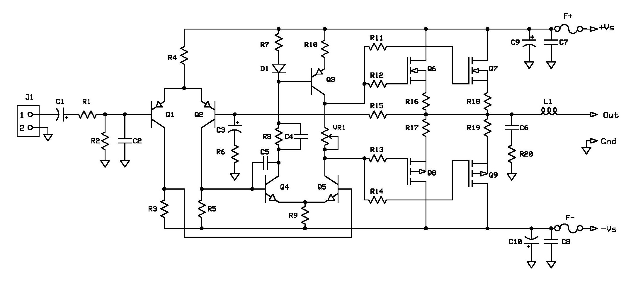 100w Inverter Circuit Diagram With Pcb Layout