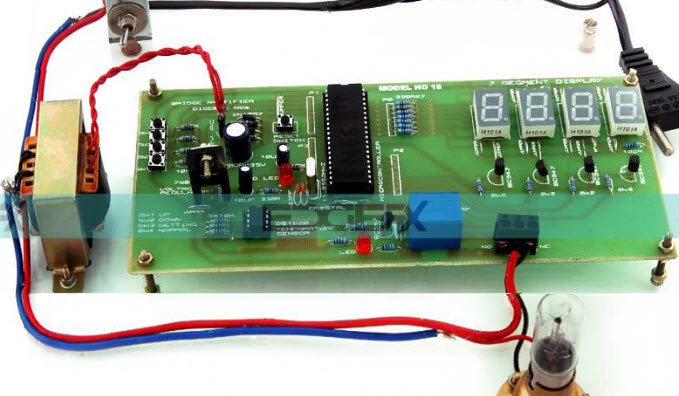 Wondrous Precise Digital Temperature Controller Circuit Working And Its Wiring Cloud Faunaidewilluminateatxorg