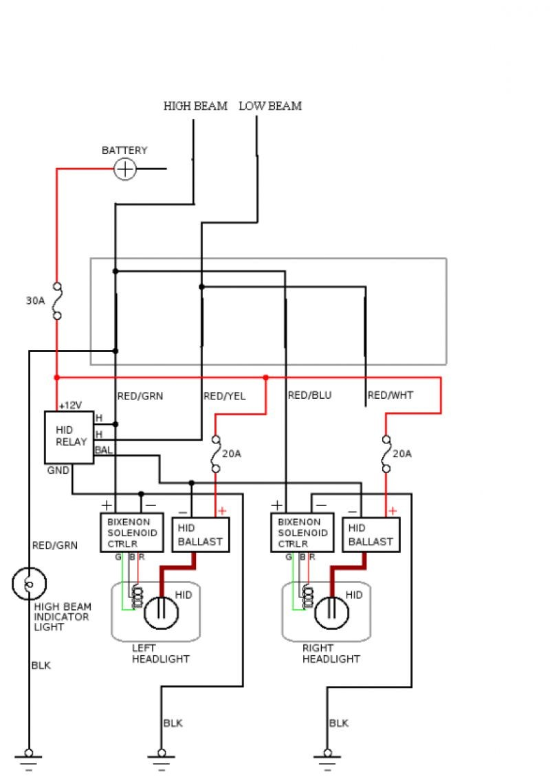 OH 40] Silverado Headlight Wiring Diagram Dodge Ram 40 Turn ...
