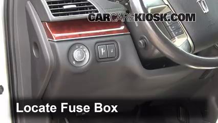 Astonishing Interior Fuse Box Location 2010 2017 Lincoln Mkt 2012 Lincoln Mkt Wiring Cloud Xortanetembamohammedshrineorg