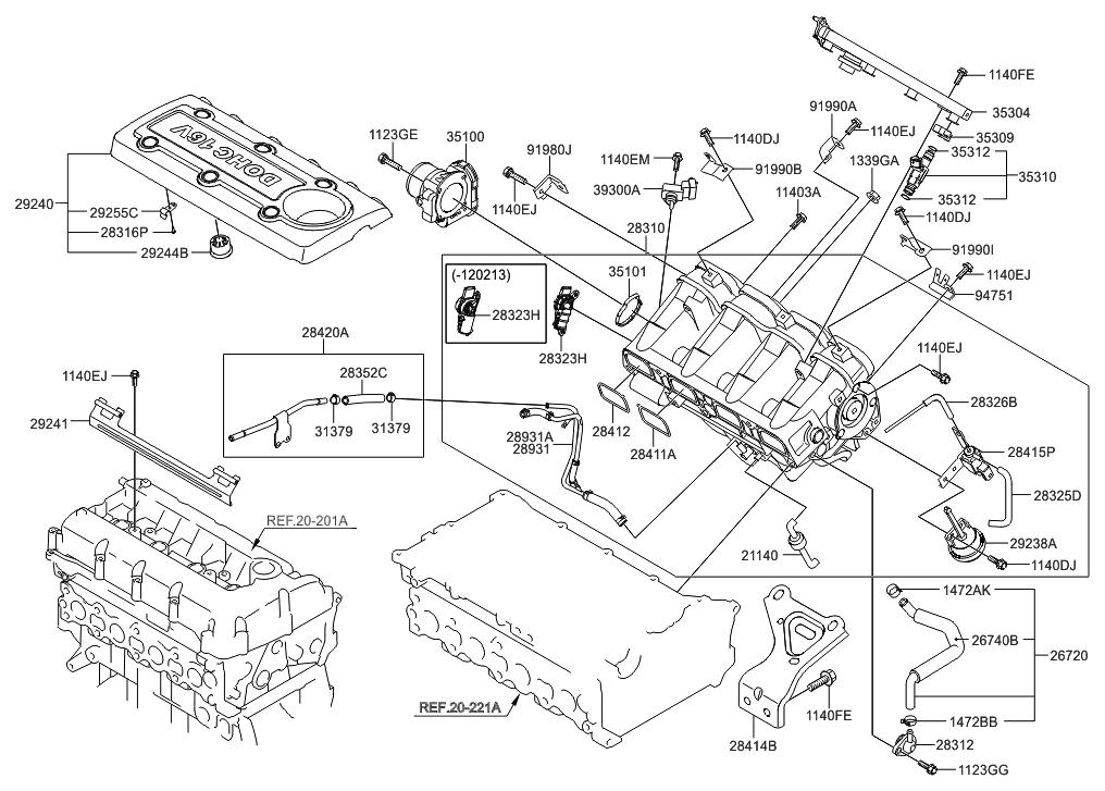 2011 Hyundai Santa Fe Engine Diagram - Wiring Diagram Replace  bite-progressive - bite-progressive.miramontiseo.it | Hyundai 3500 V6 Engine Diagram |  | bite-progressive.miramontiseo.it