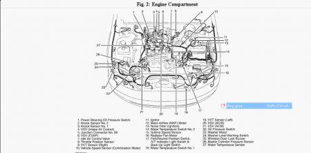 SR_0363] 1999 Lexus Es300 Engine Diagram Schematic WiringAkeb Benol Unde Kook Usly Phae Mohammedshrine Librar Wiring 101