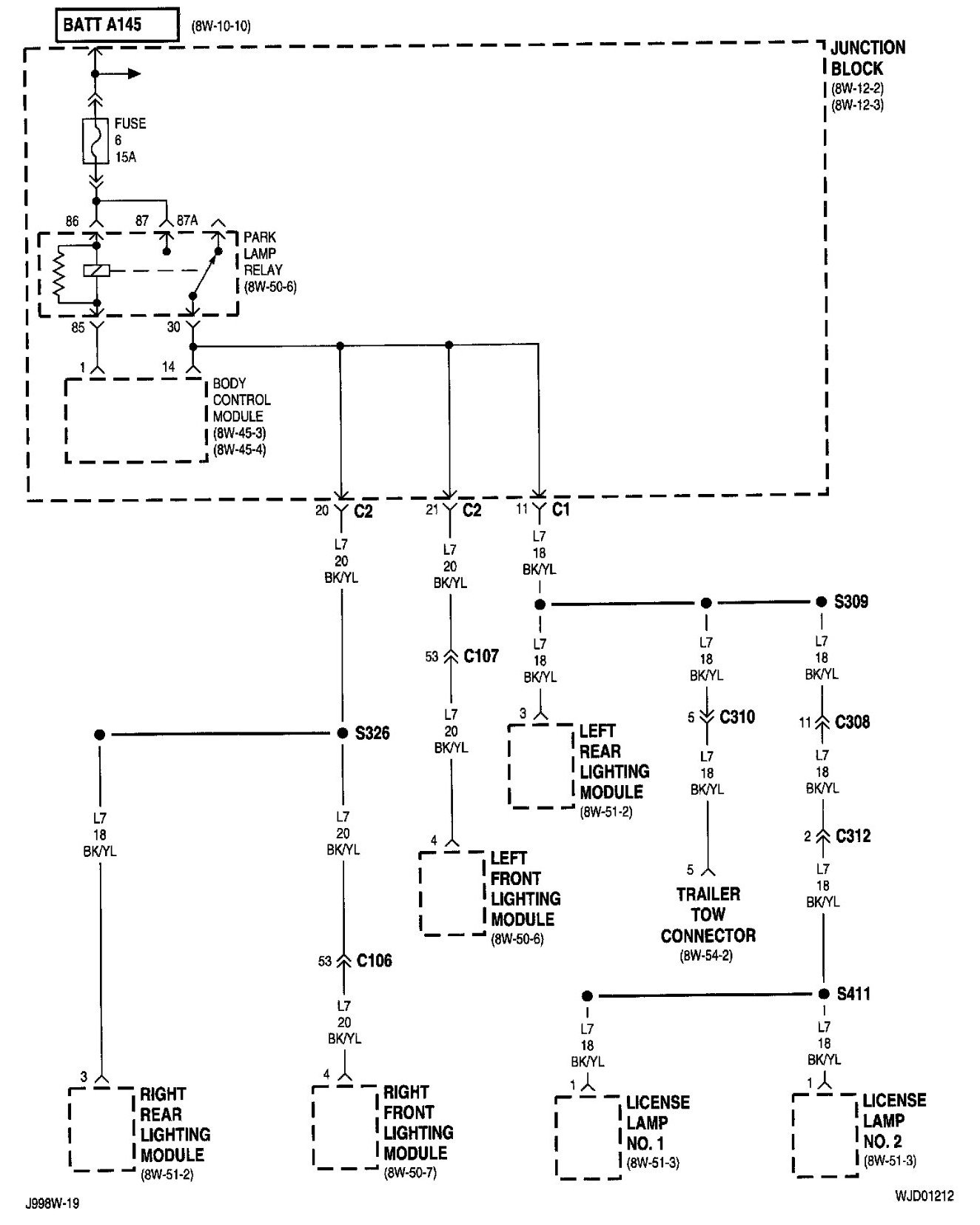 2001 jeep grand cherokee brake wiring harness - wiring diagrams auto  pen-found-a - pen-found-a.moskitofree.it  moskitofree.it
