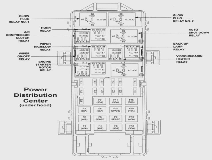 Km 6849 2005 Jeep Laredo Fuse Box Diagram Free Diagram