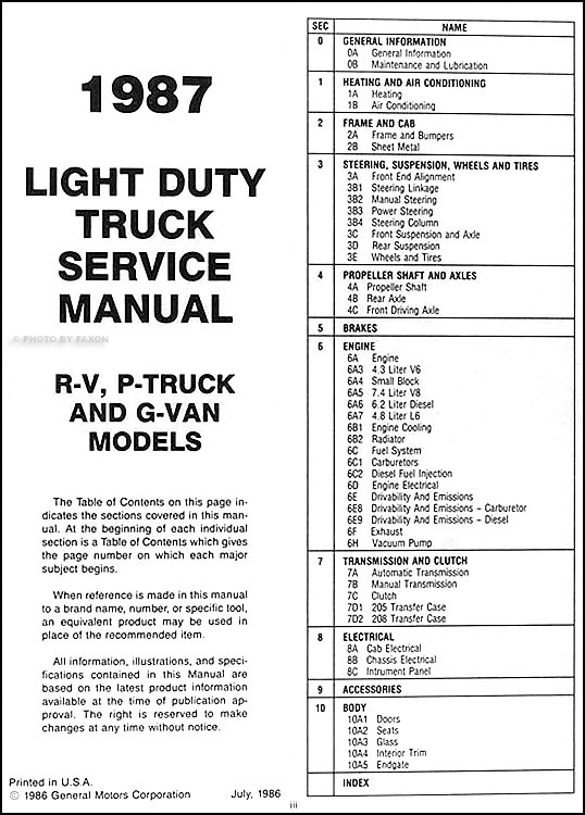 dc1604 1985 chevy silverado wiring diagram pdf wiring diagram