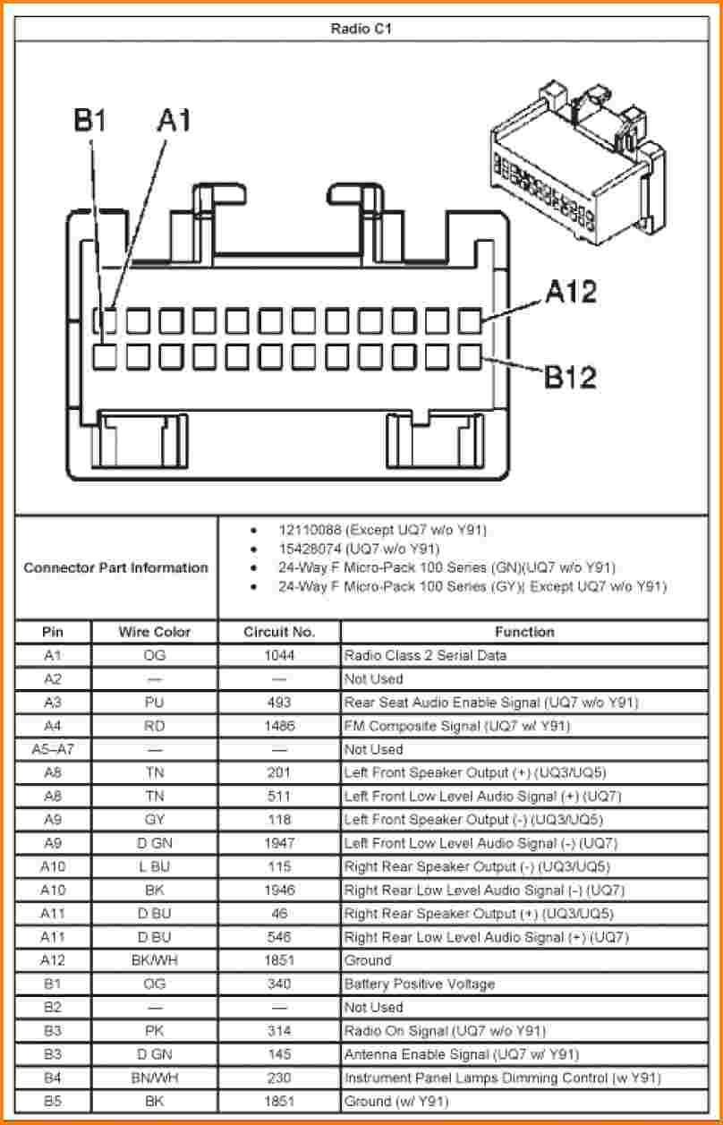 2006 Chevy Silverado 1500 Radio Wiring Diagram Wiring Diagram Rung Support Rung Support Zaafran It