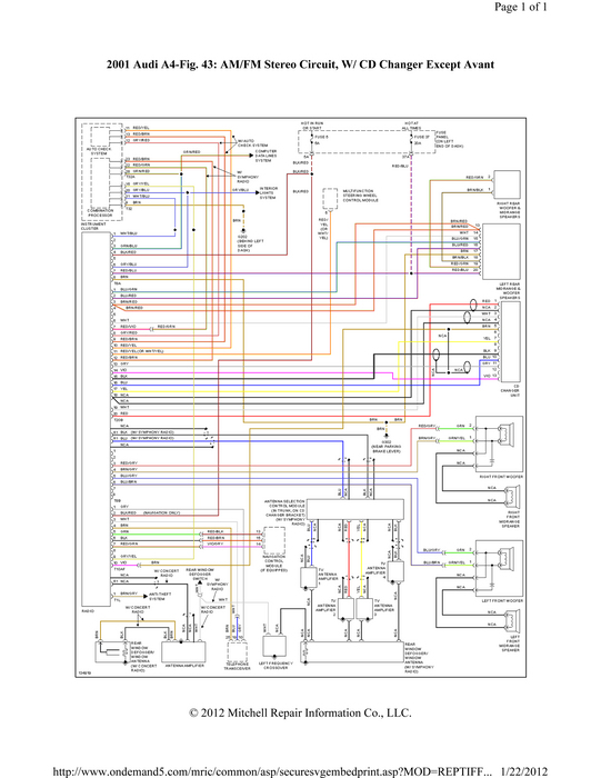 audi symphony 2 wiring diagram audi a4 radio wiring diagram wiring diagram data  audi a4 radio wiring diagram wiring