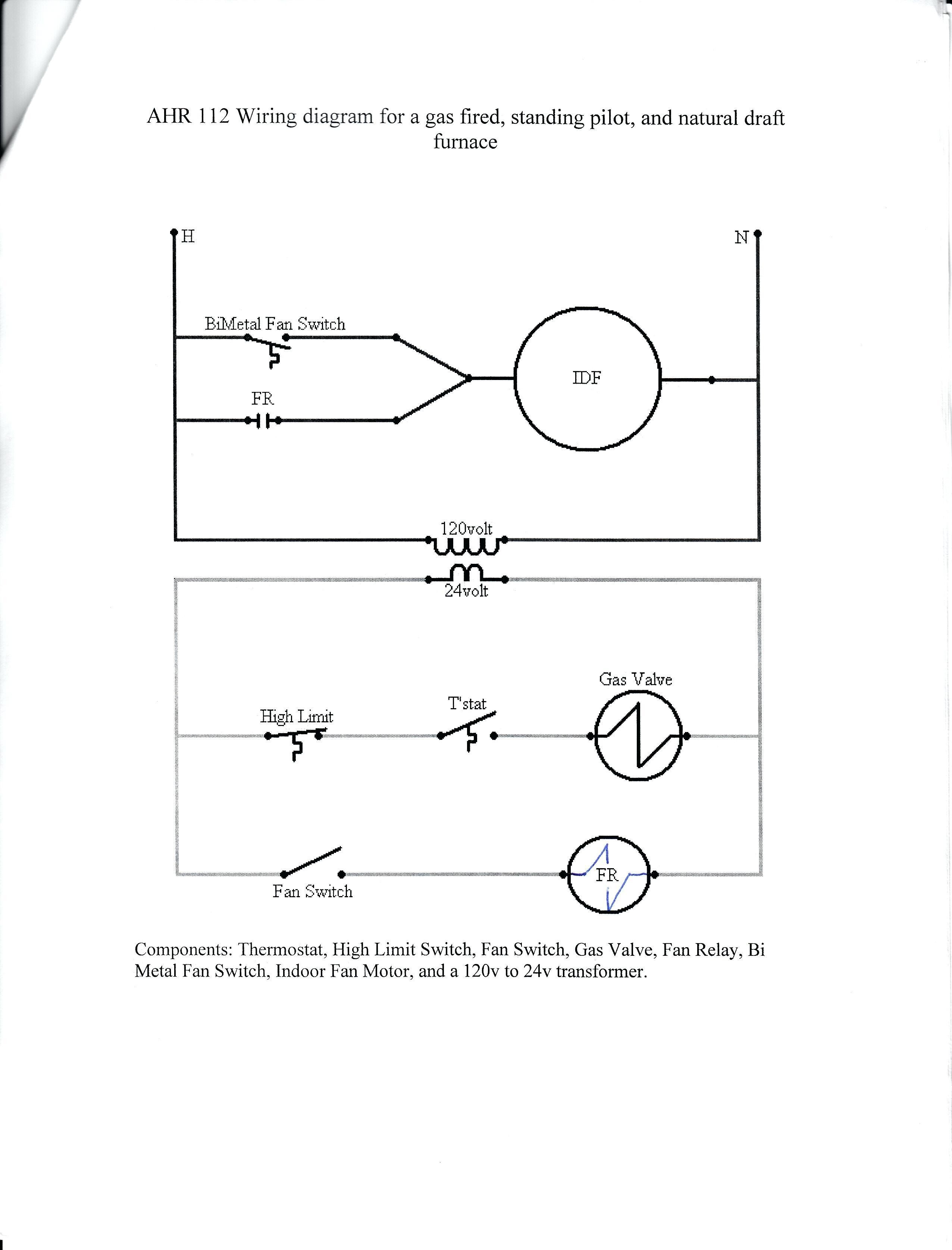 VH_5518] Furnace Fan Relay Wiring DiagramAwni Salv Mohammedshrine Librar Wiring 101
