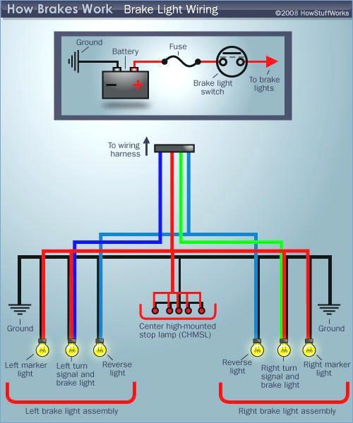 2005 chevrolet silverado rear lighting wiring diagram  2002
