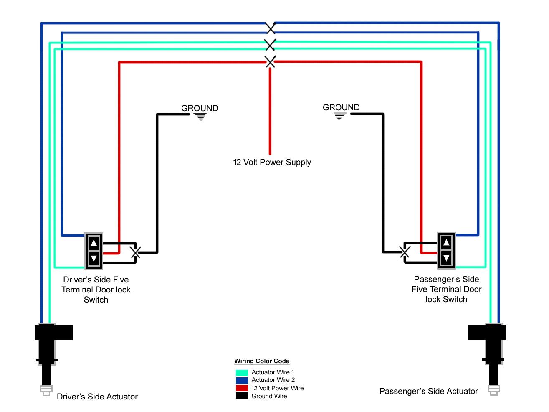 DA_8438] Power Window Wiring Kit Download DiagramTerch Ogram Benkeme Mohammedshrine Librar Wiring 101