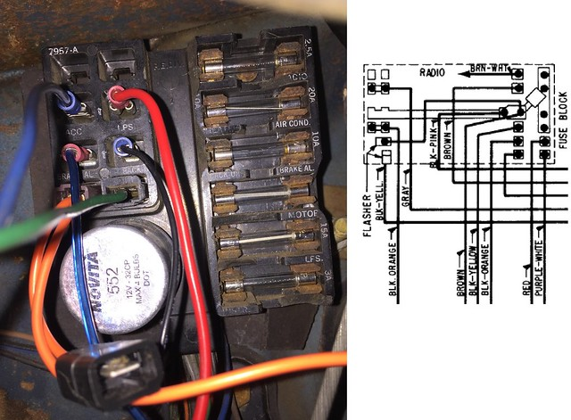 1969 Nova Fuse Box Stock Trailer Plug Wiring Diagram Bege Wiring Diagram