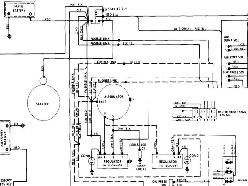 [DIAGRAM_38IS]  EO_3870] Alternator Wiring Diagram 1982 E350 460 Download Diagram | Alternator Wiring Diagram 1982 E350 460 |  | Www Mohammedshrine Librar Wiring 101