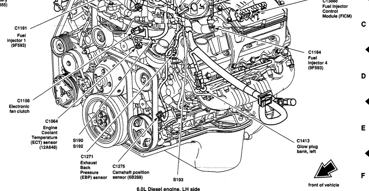 Rr 0385  Chevy S10 Cam Sensor Location Schematic Wiring