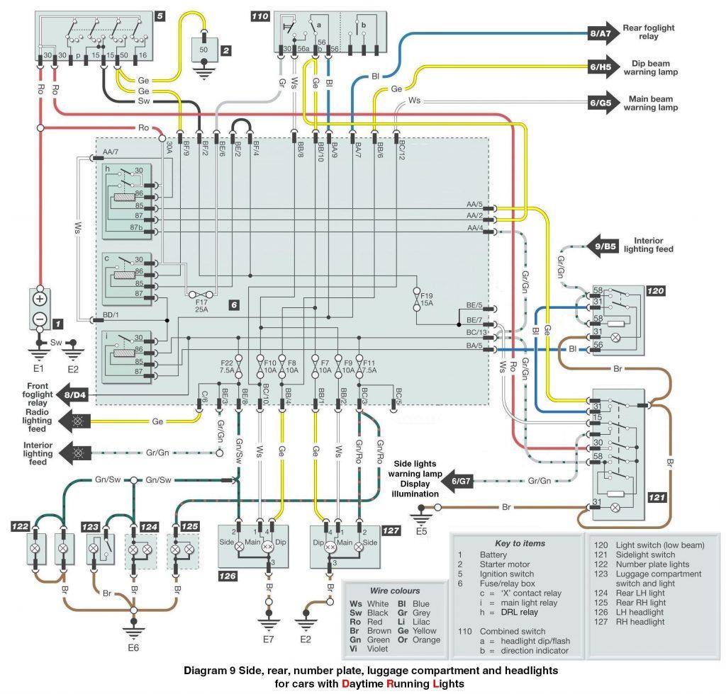 GA_5615] Skoda Fabia Mk1 Wiring Diagram Download Diagram