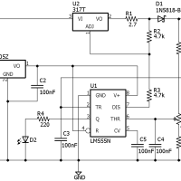 Miraculous A 6V Lead Acid Battery Charger Using The Lm555 A Darker View Wiring Cloud Lukepaidewilluminateatxorg