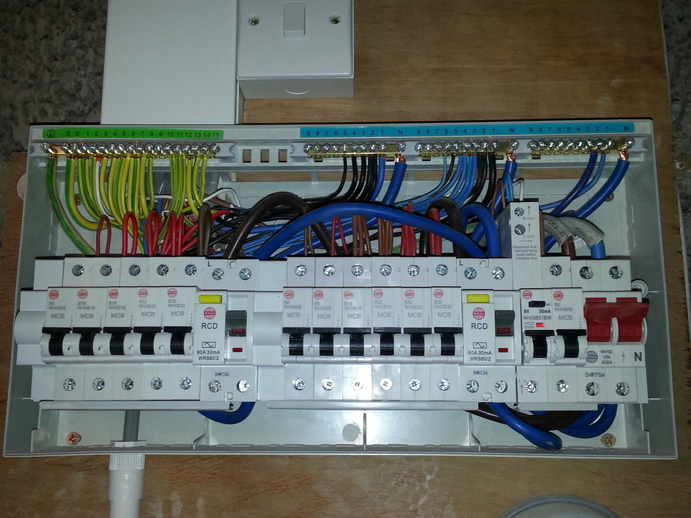 Ee 8362 Consumer Unit Wiring Diagram Garage In Addition Consumer Unit Wiring Download Diagram