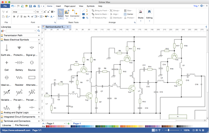 Prime How To Draw Circuit Diagrams On My Computer Quora Wiring Cloud Cranvenetmohammedshrineorg