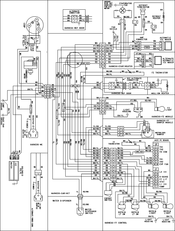 sears furnace wiring diagram yh 4905  wiring diagram furthermore refrigerators parts maytag  furthermore refrigerators parts maytag