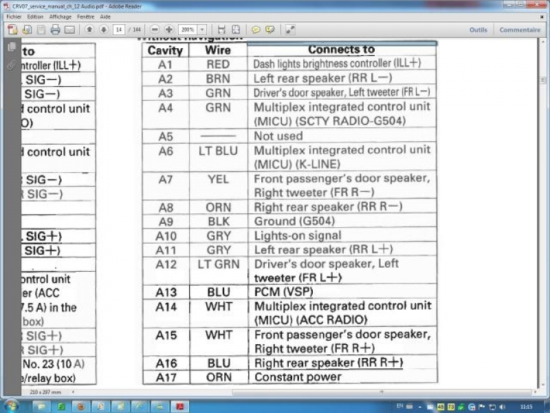 1998 honda cr v radio wiring diagram rs 1048  radio wiring diagram as well as 2007 honda cr v radio  rs 1048  radio wiring diagram as well