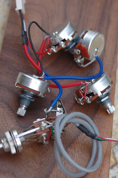 Superb Epiphone Les Paul Wiring Harness Alpha Pots Oem Reverb Wiring Cloud Waroletkolfr09Org