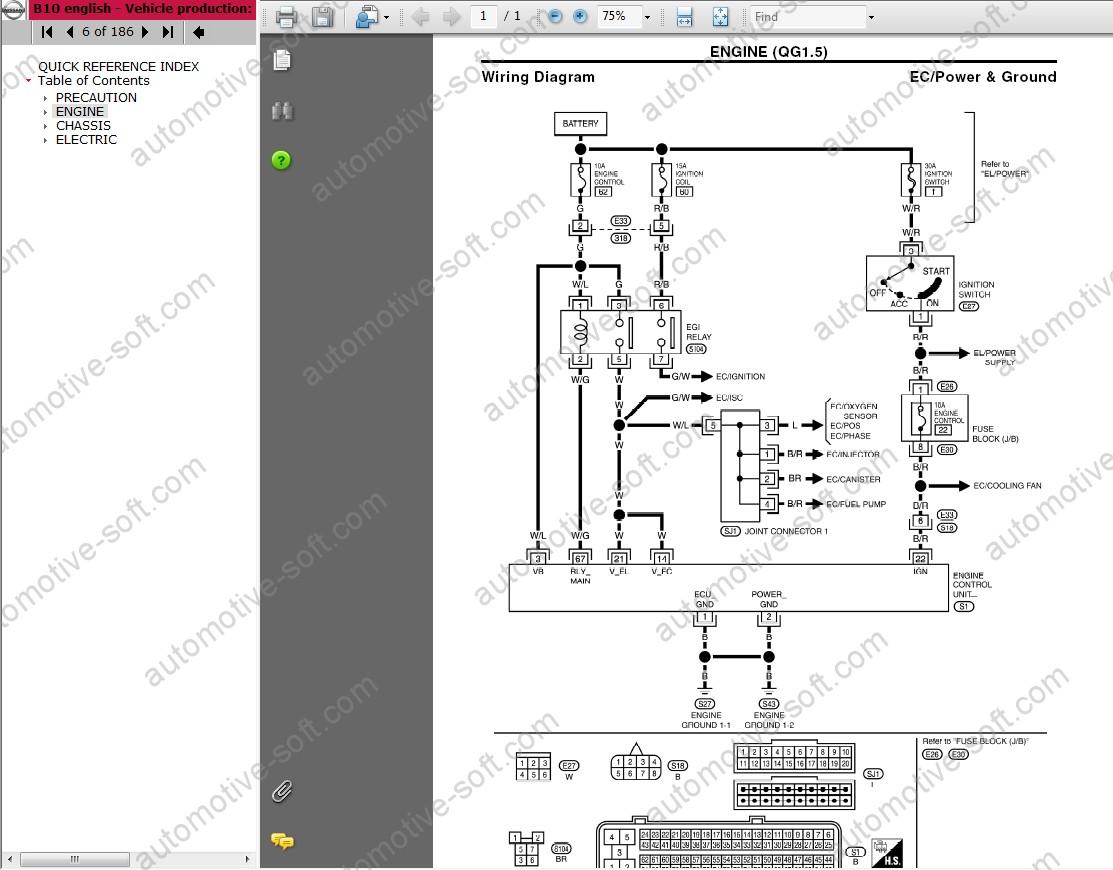 Nissan Almera Wiring Diagram Radio 2006 Ford Freestyle Fuse Box Diagram For Wiring Diagram Schematics