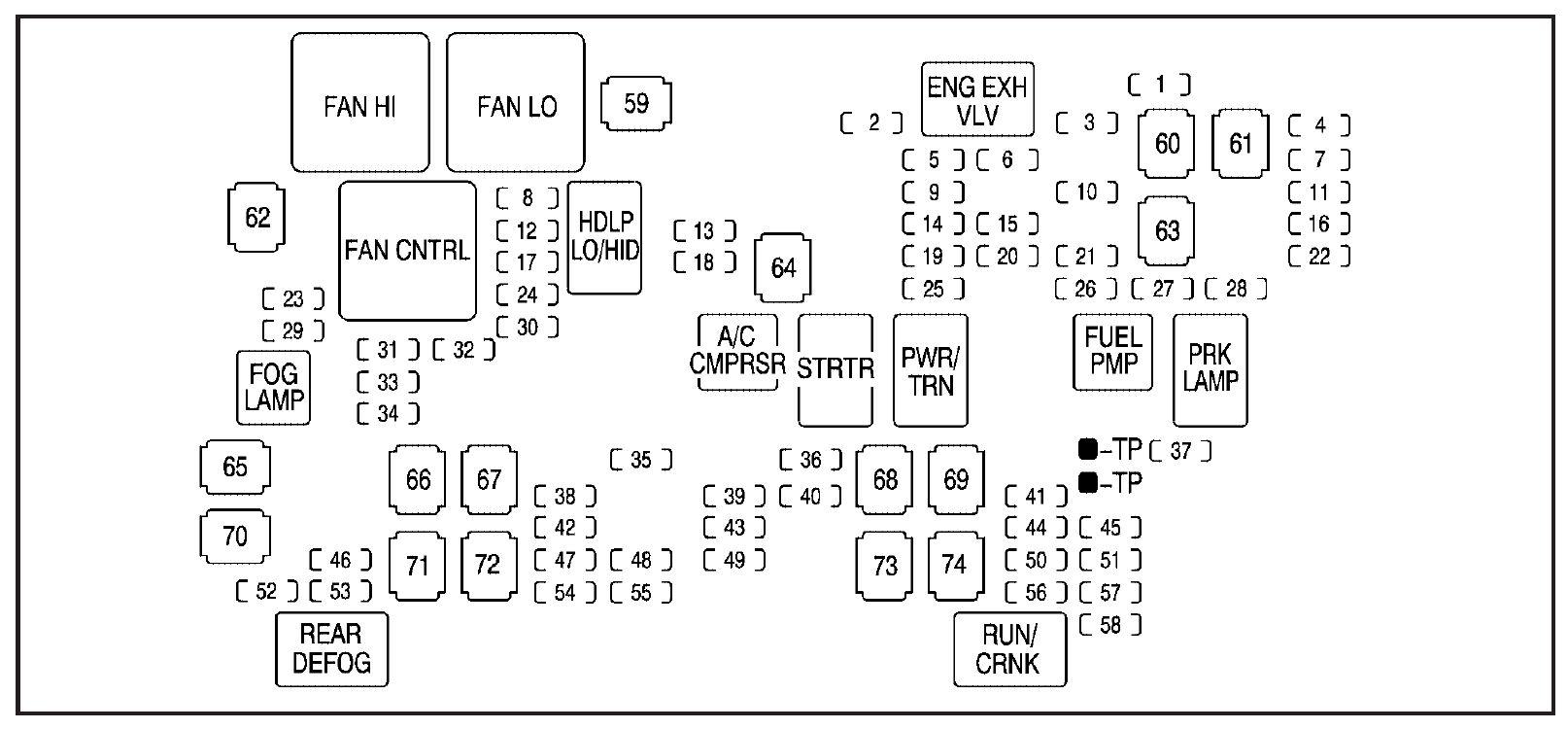 OO_2894] 2007 Gmc Yukon Engine Diagram Download Diagram   2007 Yukon Fuse Diagram      Boapu Seme Inrebe Mohammedshrine Librar Wiring 101
