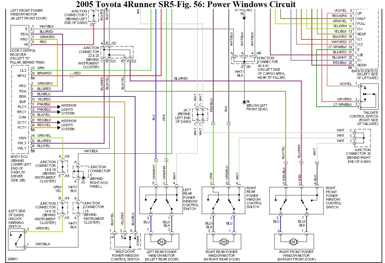 2005 Toyota 4runner Wiring Diagram Wiring Diagrams Site Car Split Car Split Rimedifitoterapici It
