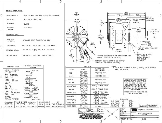TM_5831] Emerson Electric Motors Wiring Diagrams Furthermore Condenser Fan  Free DiagramEhir Mentra Trons Mohammedshrine Librar Wiring 101