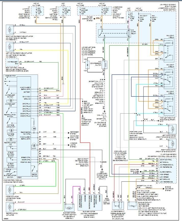 Ac Wiring Diagram Impala 01 Mstp Wiring Diagram For Wiring Diagram Schematics