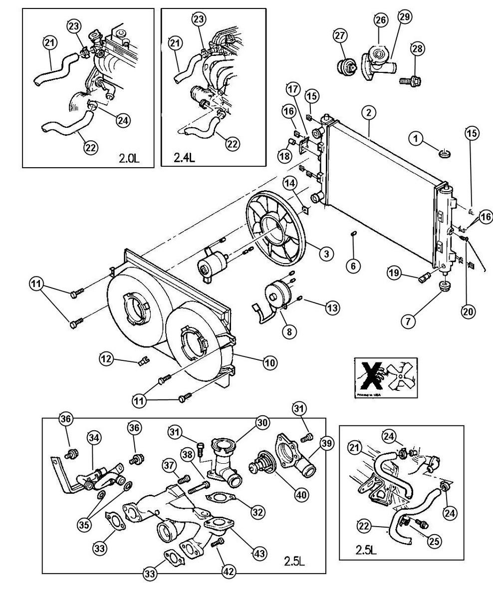 ZW_7494] Dodge Stratus Engine Diagram Free Diagram | 2002 Dodge Stratus Radiator Diagram Wiring Schematic |  | Botse Terch Elae Hroni Xeira Mohammedshrine Librar Wiring 101