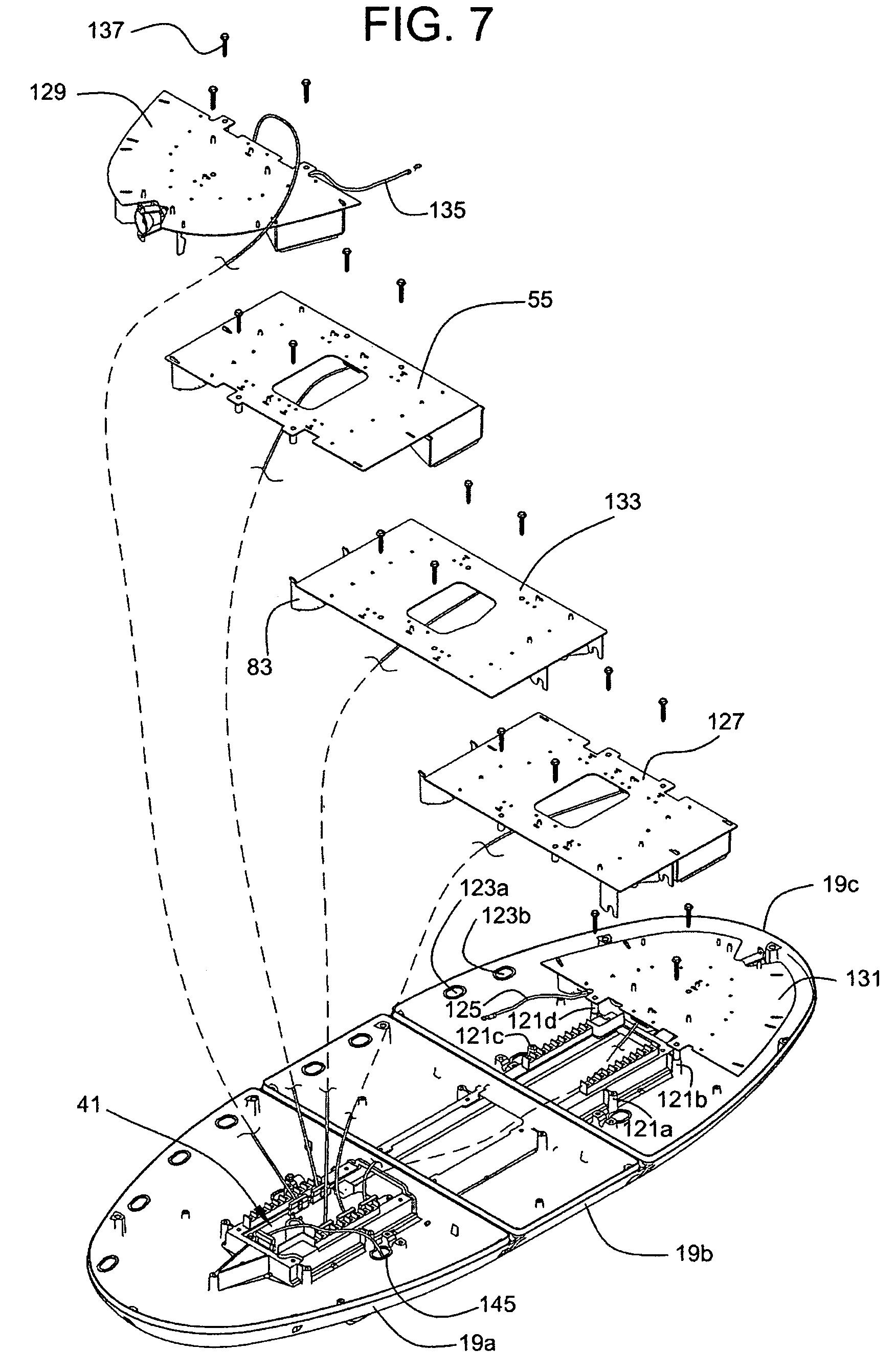 Bl 4137  Code 3 Light Bar Wiring Diagram Federal Signal