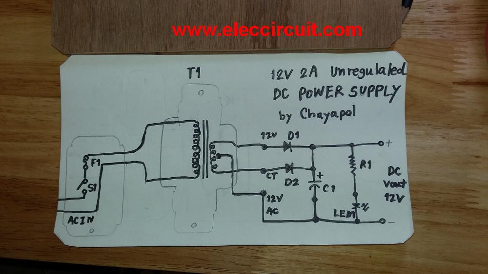 Brilliant Block Diagram Of 12V Power Supply Basic Electronics Wiring Diagram Wiring Cloud Ymoonsalvmohammedshrineorg
