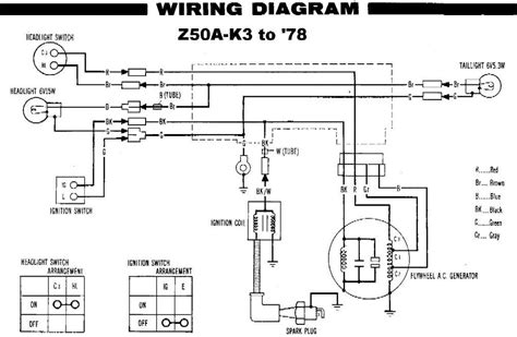 Honda Z50 Wiring Diagram -Basic Wiring Diagram 250 Cc | Begeboy Wiring  Diagram SourceBegeboy Wiring Diagram Source