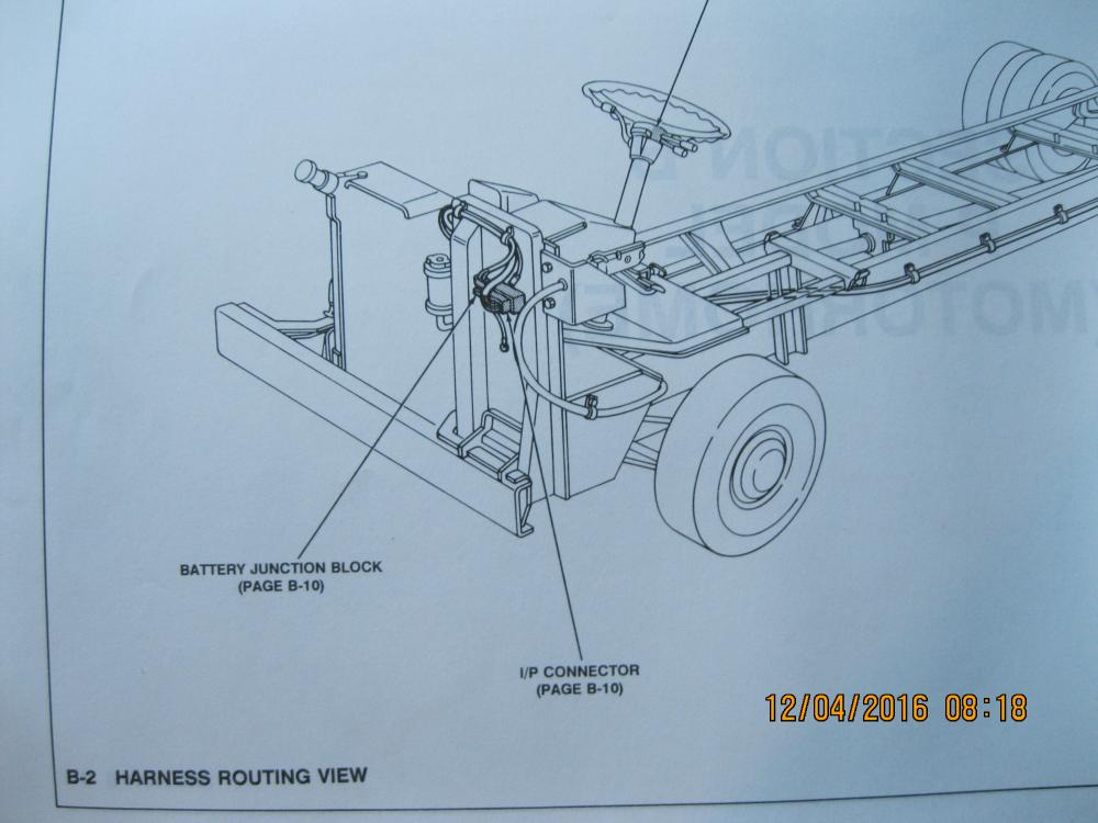 Wo 9349  Fleetwood Bounder Wiring Diagram For 1997 Free Diagram
