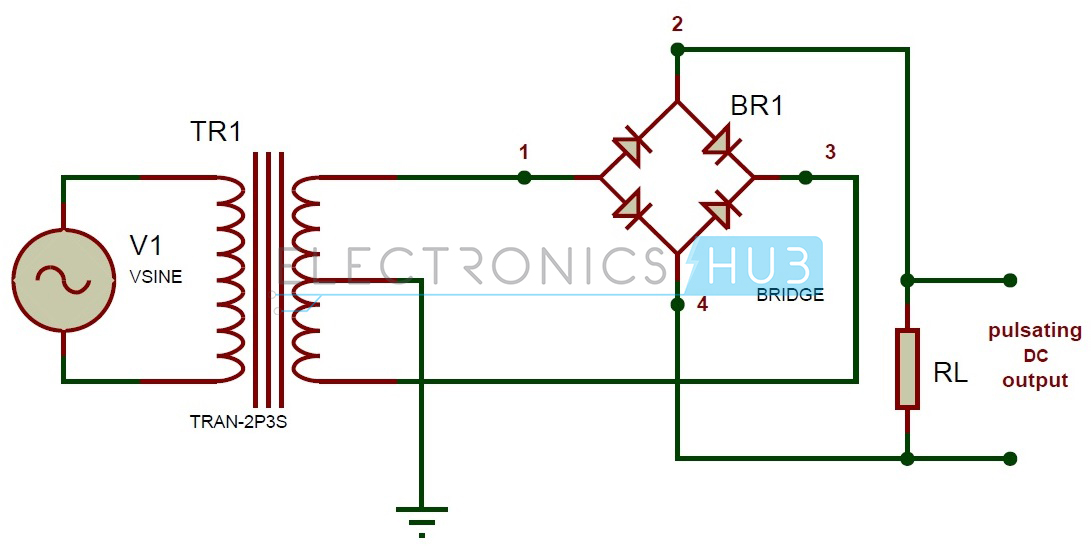 Miraculous Rectifier Circuit Diagram Electronic Circuits Kits And Projects Wiring Cloud Dulfrecoveryedborg