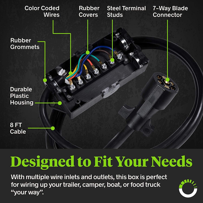 Wk 8059 Trailer Wiring Terminal Box Wiring Diagram