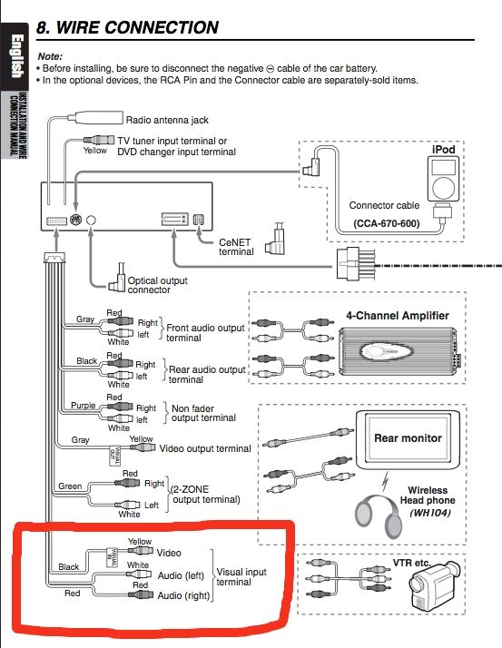 Xd 7386 Clarion Vx 410 Wiring Harness Diagram Download Diagram