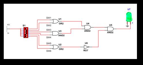 Wondrous Digital Electronics Basics Chapter 1 Logic Gates Boolean Wiring Cloud Intelaidewilluminateatxorg