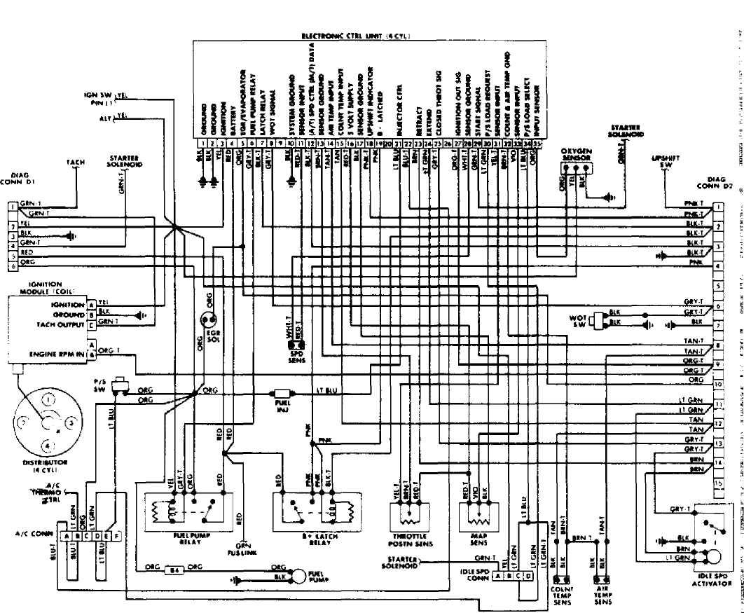 83 Jeep Grand Cherokee Wiring Diagram | general-registre Wiring Diagram -  general-registre.nephrotete.de | 1998 Jeep Grand Cherokee 4 0 Wiring Diagram |  | nephrotete.de