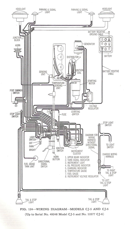 1955 Cj3b Ignition Wiring Diagram - Wiring Diagram Text rub-suite -  rub-suite.albergoristorantecanzo.it | Willys Ignition Wiring Diagram Free Download |  | rub-suite.albergoristorantecanzo.it