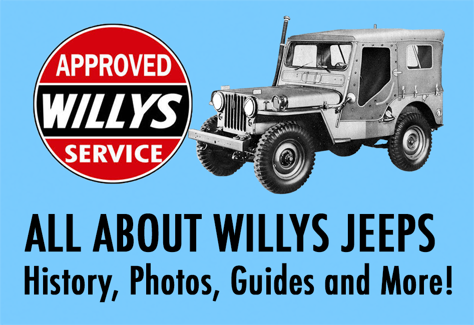 Tremendous 1950 Jeep Willys Truck Wiring Harness Basic Electronics Wiring Diagram Wiring Cloud Licukaidewilluminateatxorg