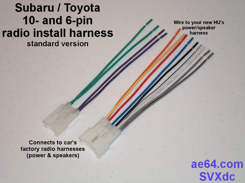 Awe Inspiring Toyota 10 Speaker Wiring Wiring Library Wiring Cloud Lukepaidewilluminateatxorg