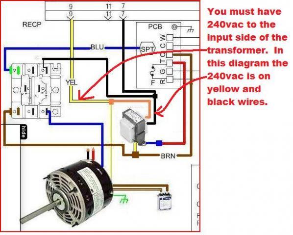 Mv 3322  Wiring Replacement Condenser Fan Motor Free Diagram