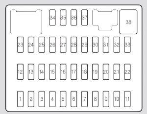 Cg 1253 2008 Honda Civic Si Fuse Box Free Diagram