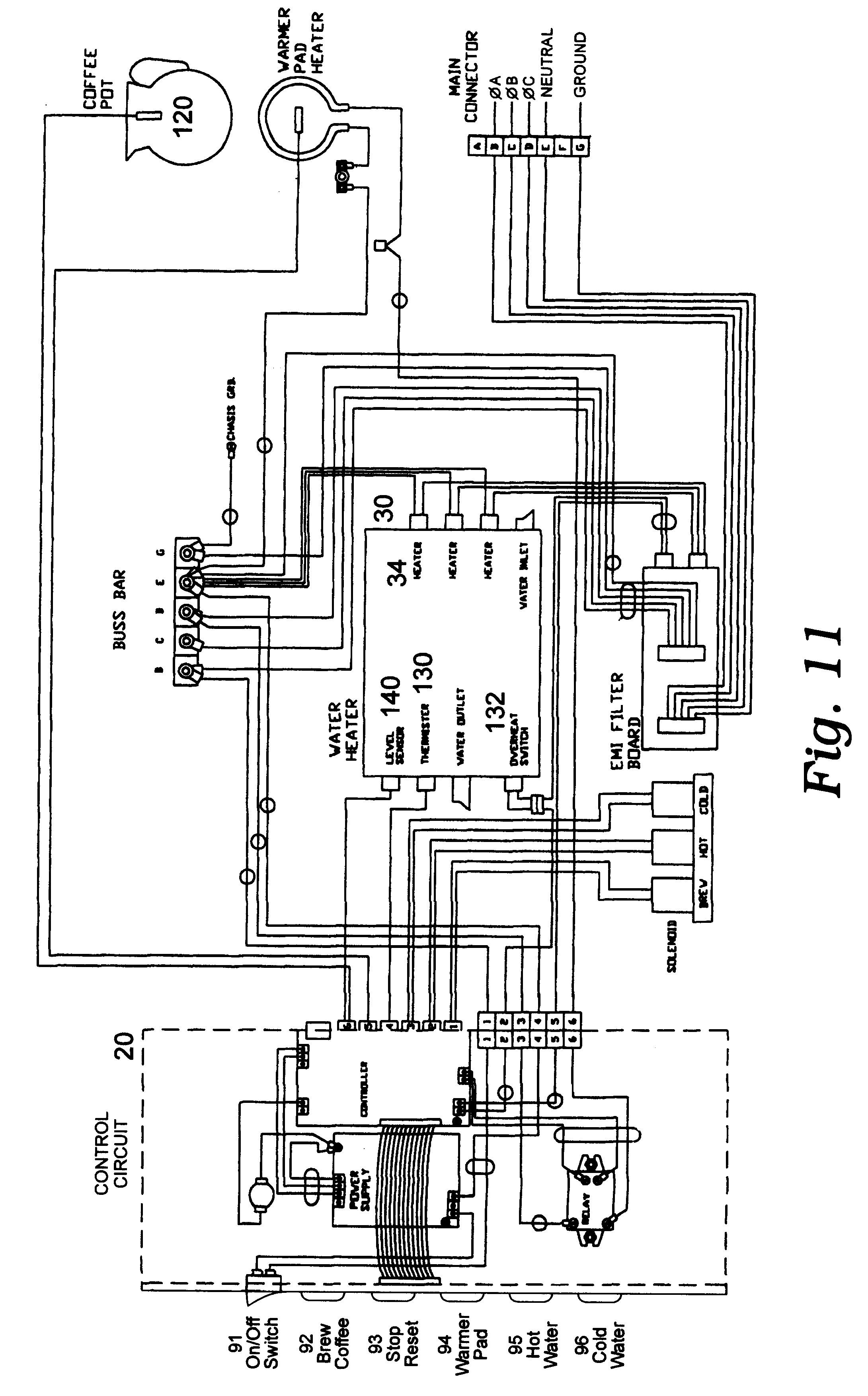 Beverage Air Wiring Schematic