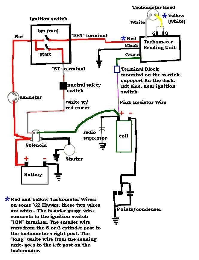 autogage tach wiring diagram  f750 air coinditioner wiring