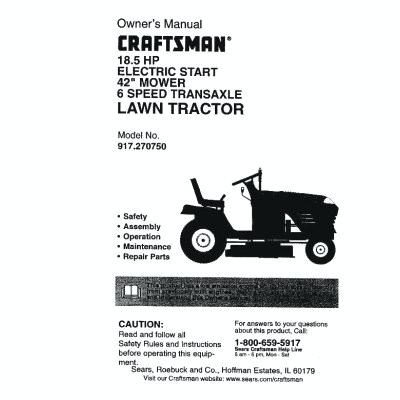 Admirable Craftsman Model 917 Zebest Info Wiring Cloud Faunaidewilluminateatxorg