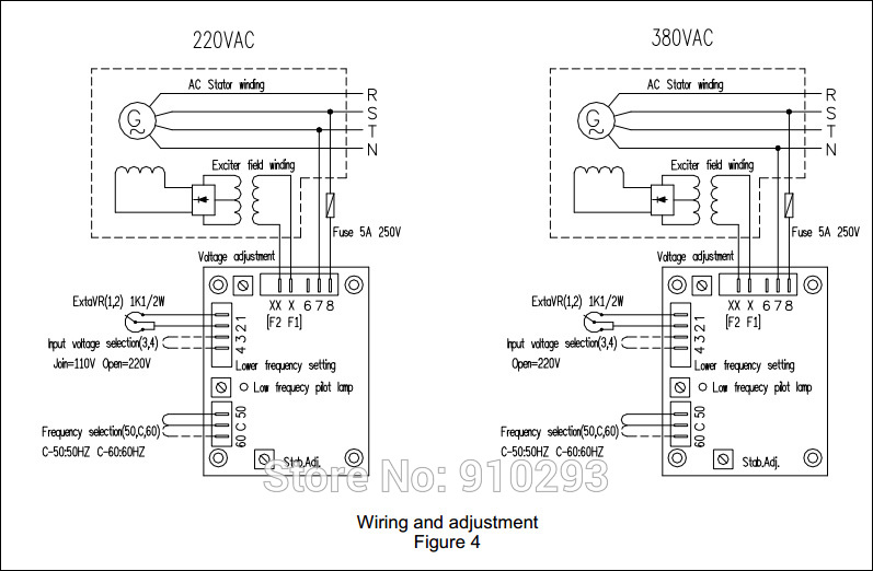 For Avr Wiring Diagram Nash Trailer