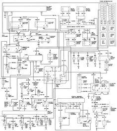 Az 5223 1992 Ford Explorer Battery Wiring Diagrams Download Diagram