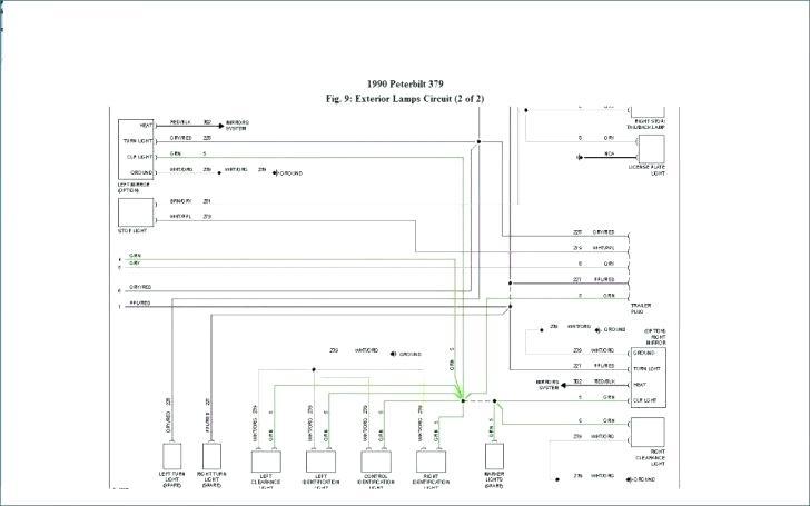 1990 peterbilt 379 wiring diagram  trane xe90 wiring